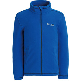 Regatta King II Fleece Jas Kinderen, oxford blue (black)